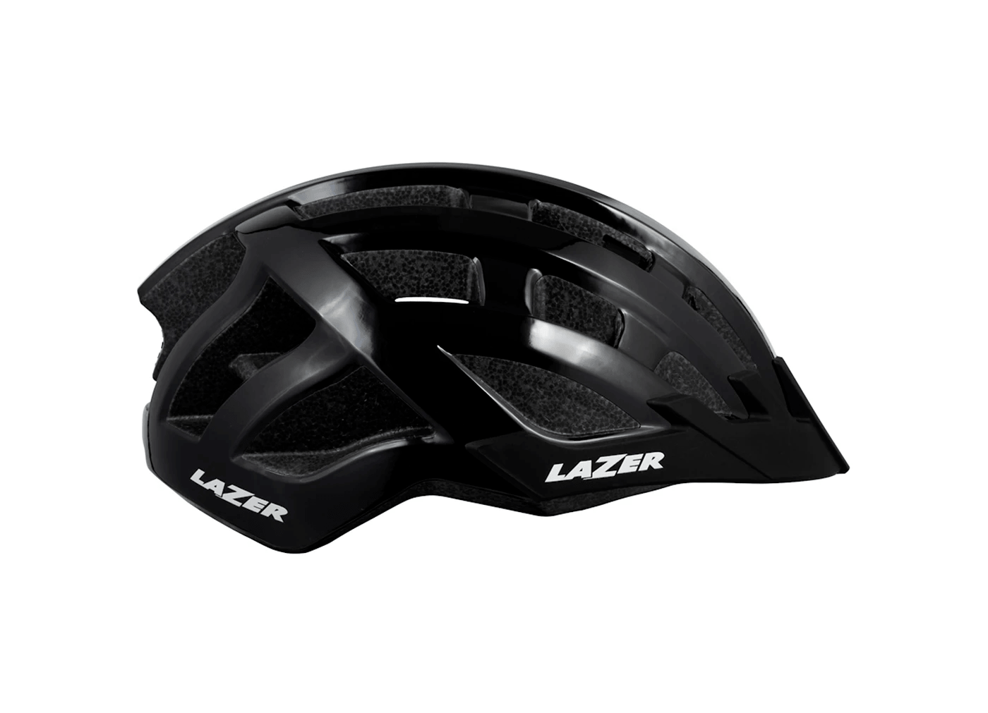 Lazer Compact Fahrradhelm Schwarz