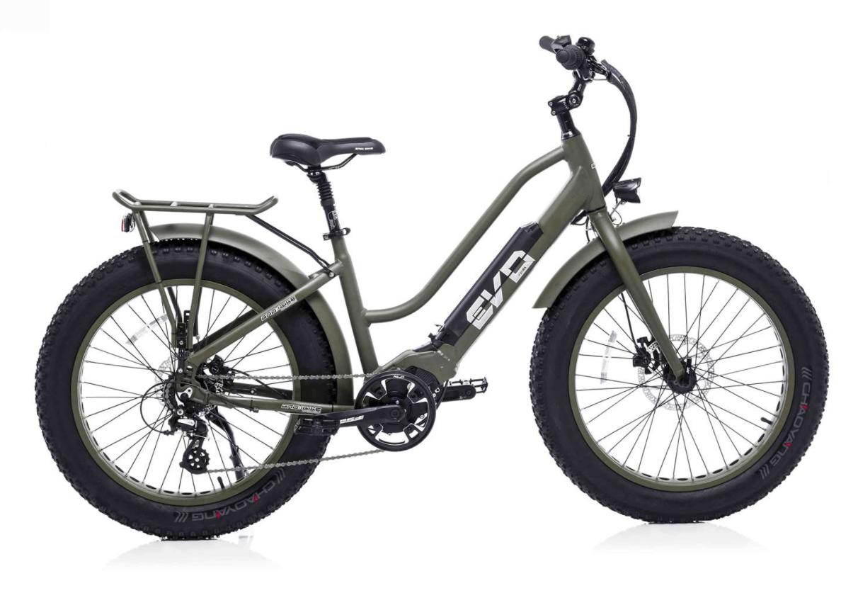 E Fatbike Bad Bike Damen EVO 250W Gruen