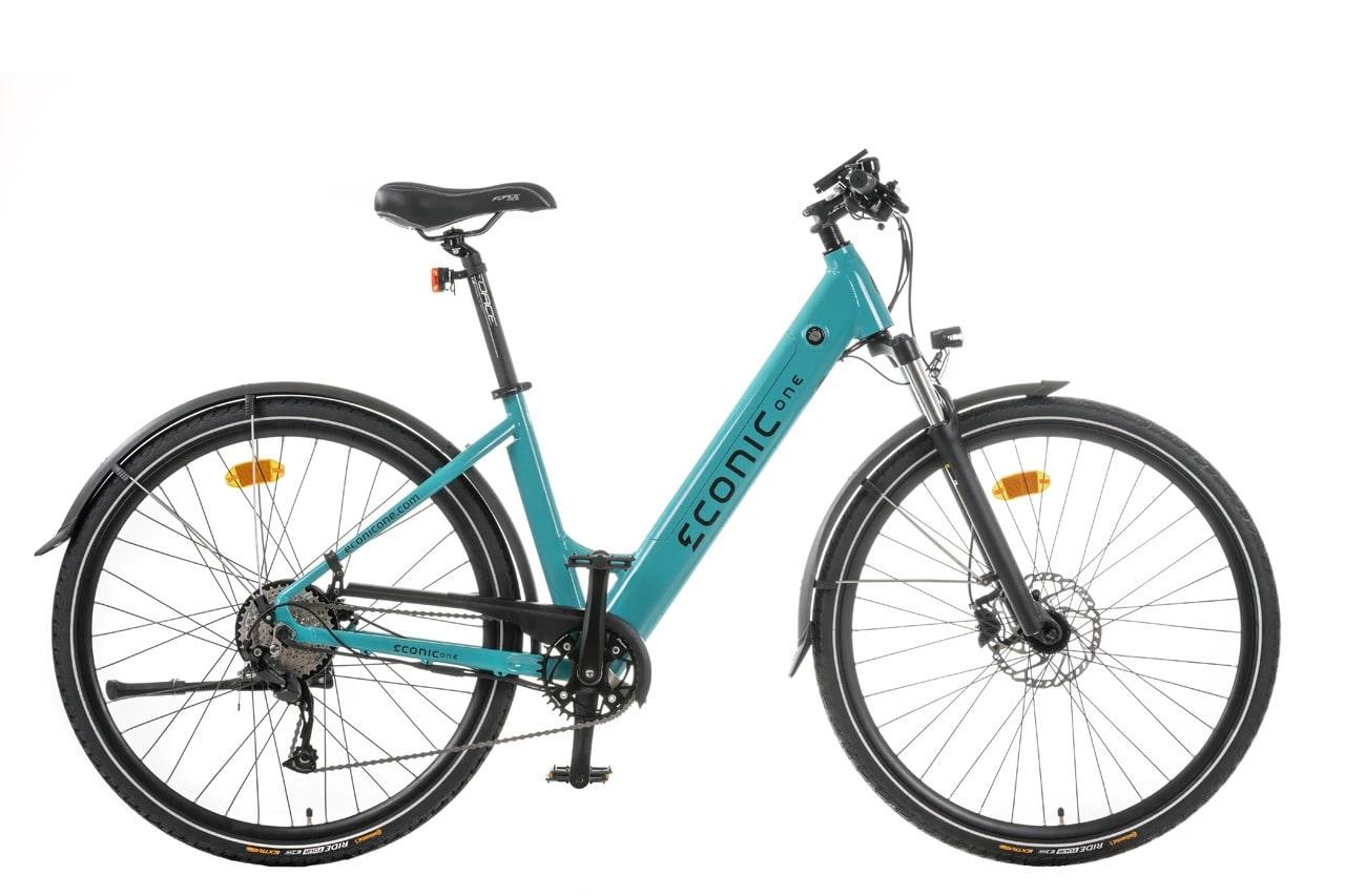 E Bike Damen Econic One Comfort L 48cm Turquoise