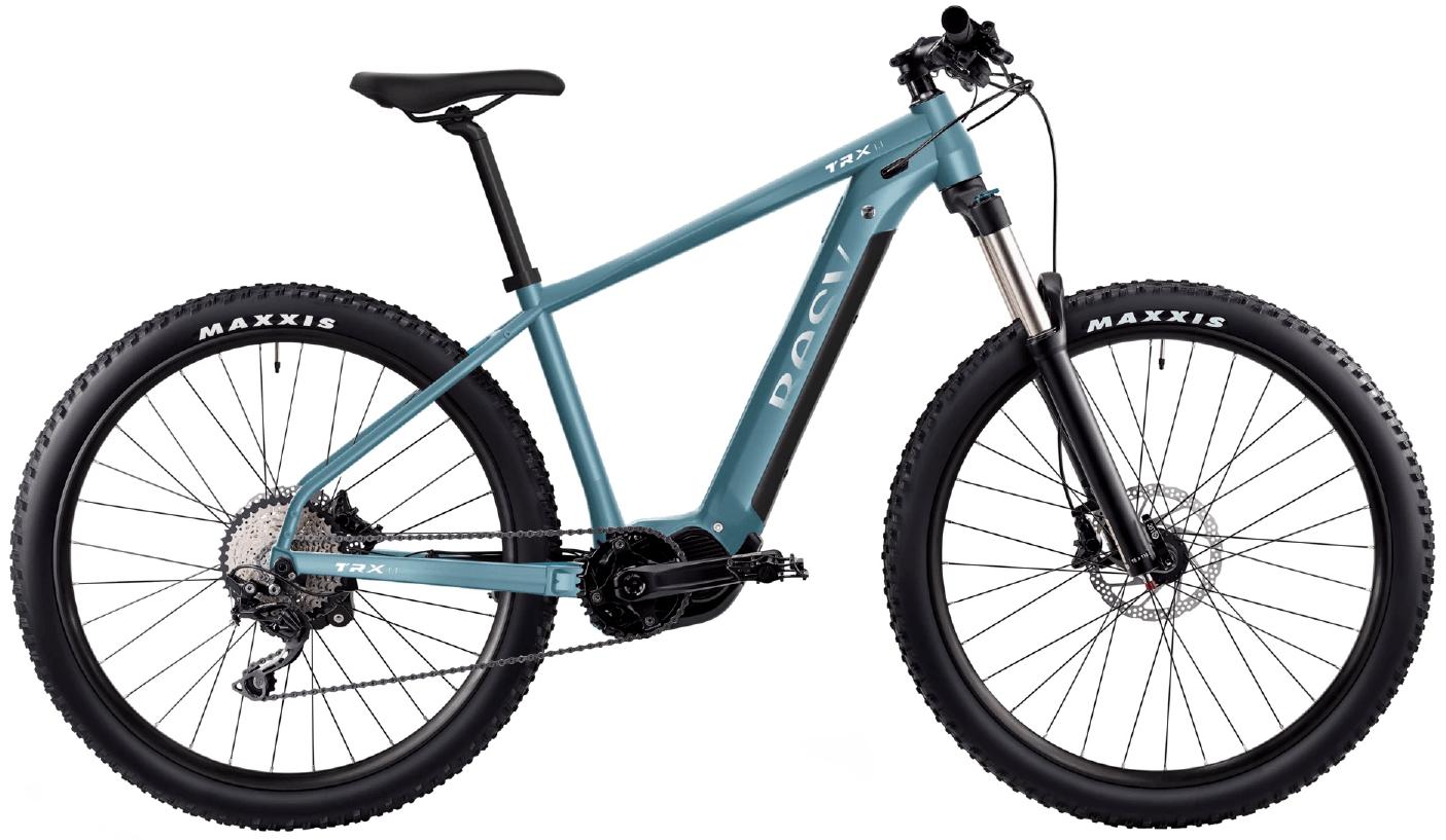 E Mountainbike BESV TRX 1.1 Diamantrahmen Blau S