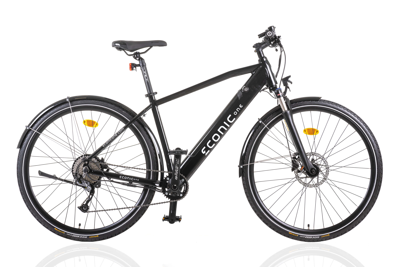 E Bike Trekking Econic One Urban M 44cm Schwarz