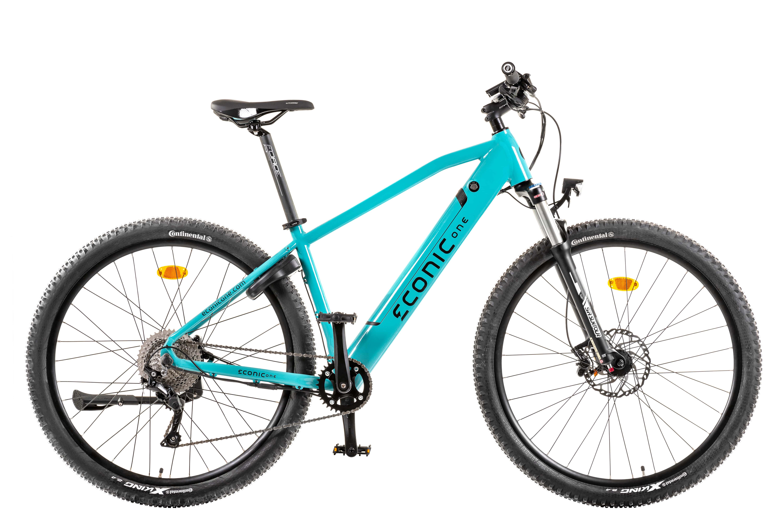 E Bike Trekking Econic One Cross-country Smart M 44cm Blau