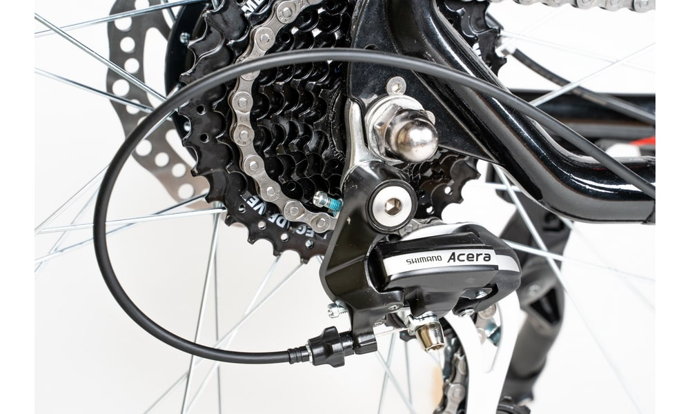 "E Mountainbike Herren 29 Zoll Lovelec Alkor Rot 14.5ah 17"""