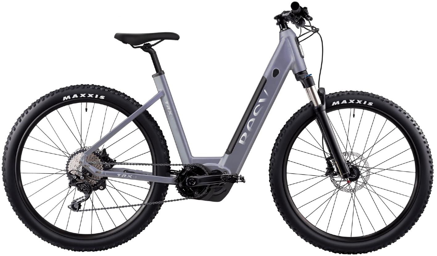 E Bike Damen BESV TRX 1.3 Schwanenhalsrahmen Tuerkis Blau L
