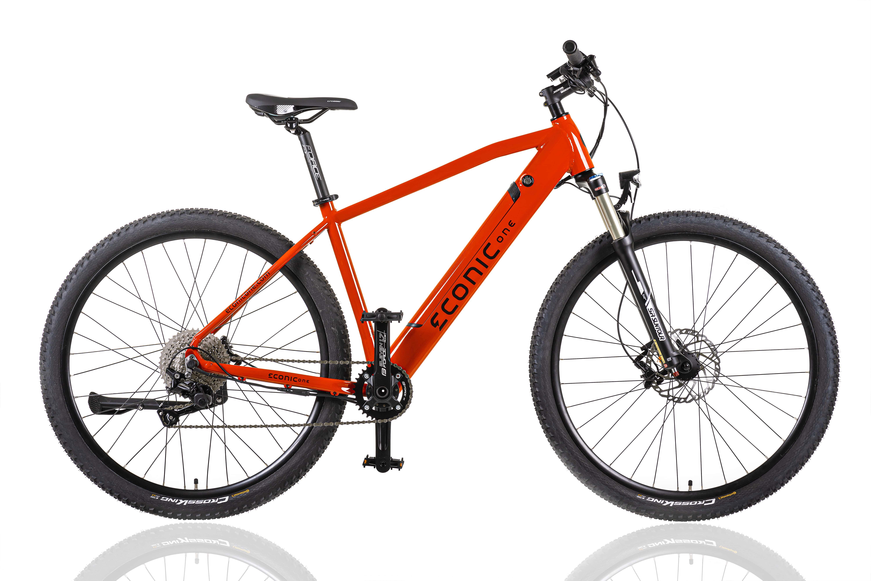 E Bike Trekking Econic One Cross-country XL 52cm Rot