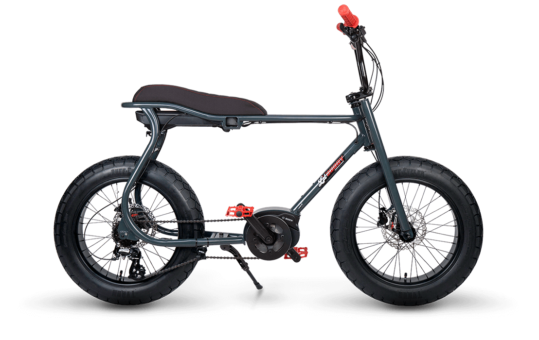 Retro E Bike
