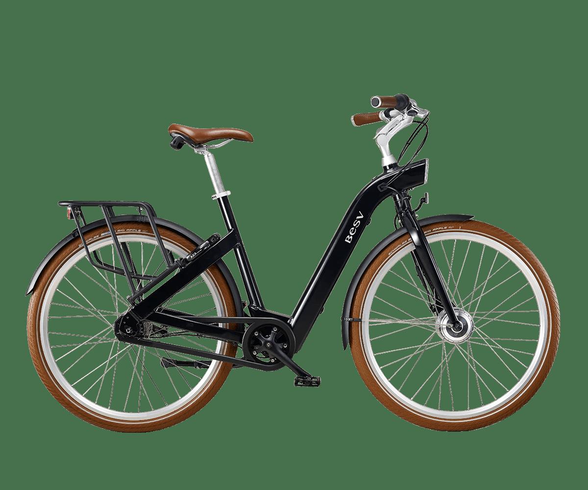 City E Bike Damen 28 Zoll Tiefeinsteiger CF1 FM M Schwarz