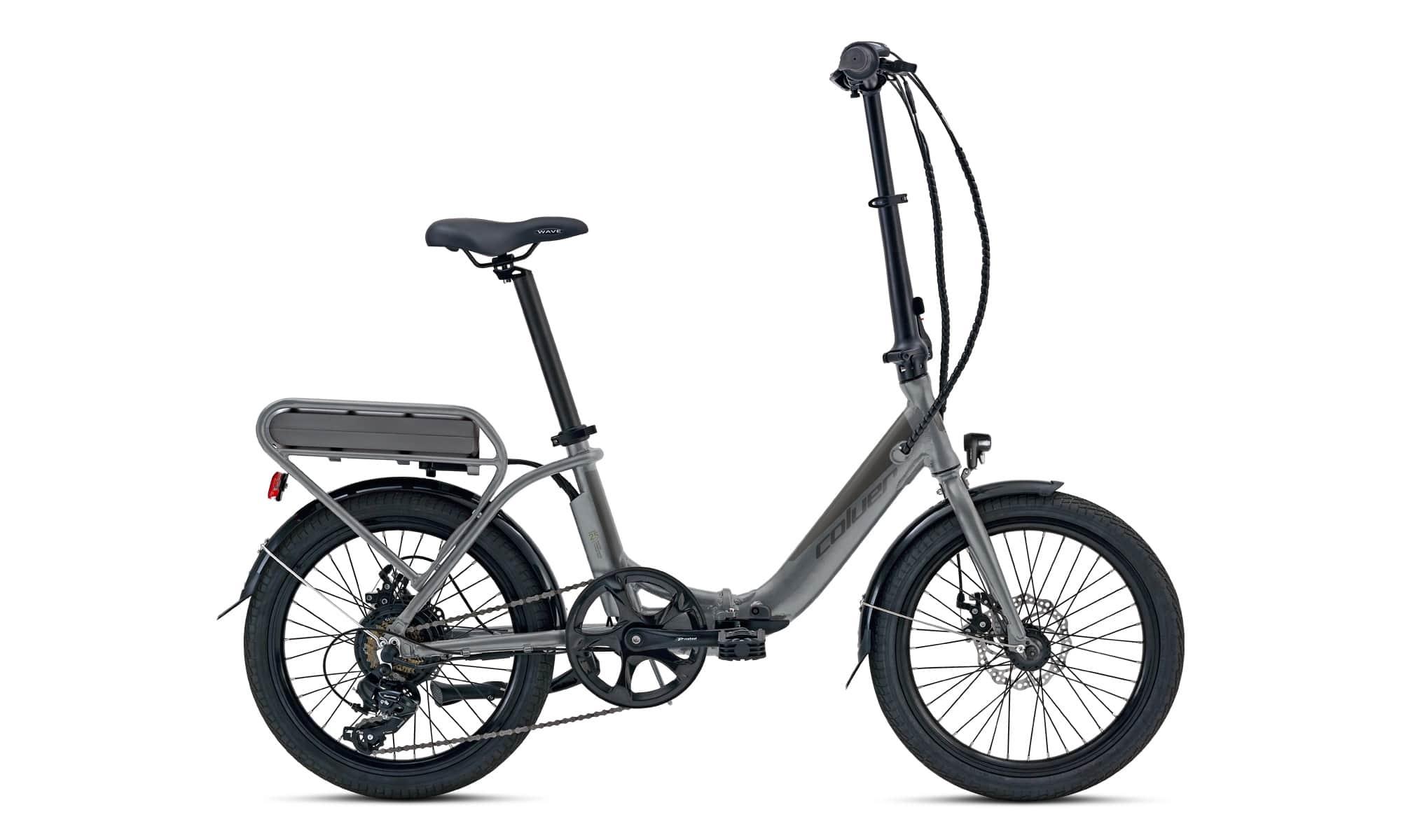 "Klapp E Bike 20"" Coluer E-Transit Lover Grau"