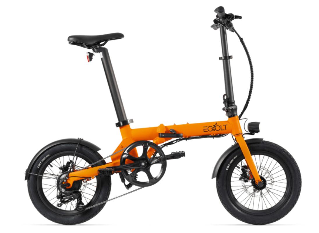 Klapp E Bike EOVOLT City 4 Speed Orange